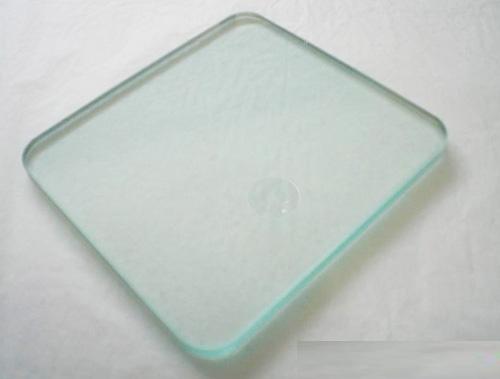 江西钢化玻璃加工中彩虹斑纹现象的工艺控制方法