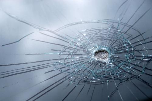 防弹玻璃真的防弹吗?